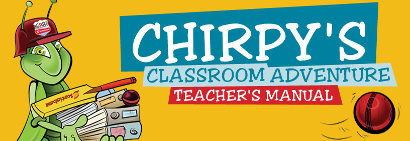 Chirpy goes to school!